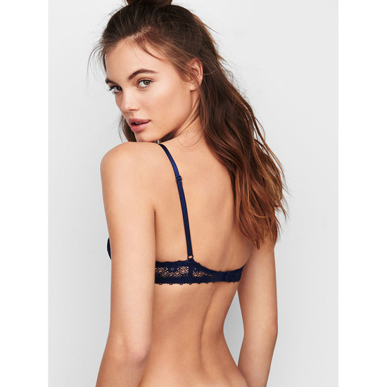Cheap VICTORIA\'S SECRET Ensign Lace Triangle Underwire Bralette Online