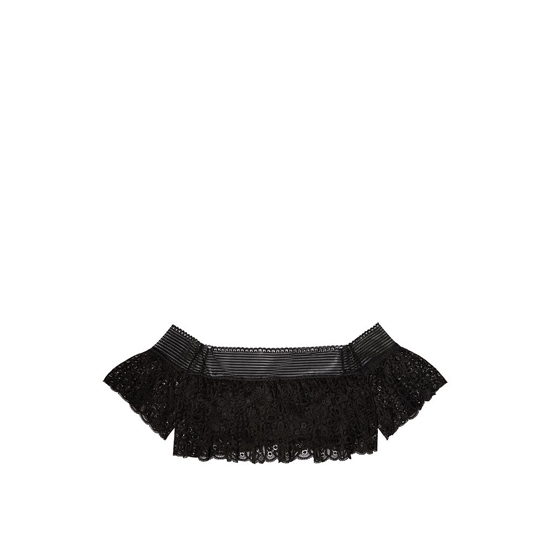 Cheap VICTORIA\'S SECRET Black NEW! Lace Off-the-Shoulder Bralette Online