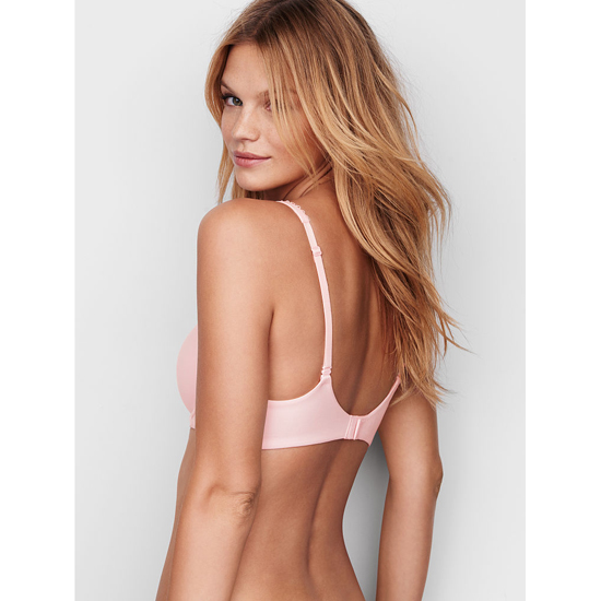 Cheap VICTORIA\'S SECRET Angel Pink Demi Bra Online