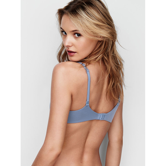 Cheap VICTORIA\'S SECRET Faded Denim Demi Bra Online