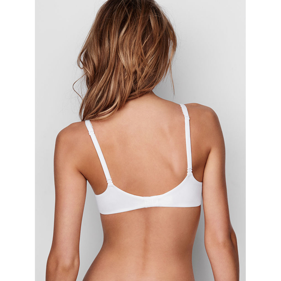 Cheap VICTORIA\'S SECRET White Demi Bra Online