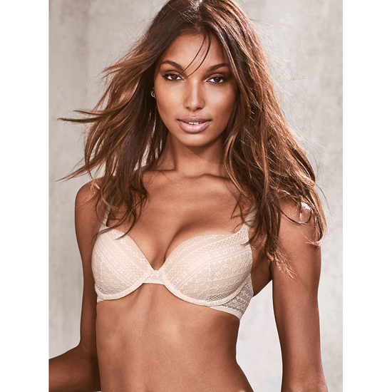 Cheap VICTORIA\'S SECRET Coconut White Lace NEW! Demi Bra Online