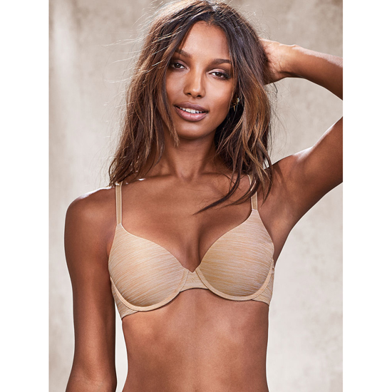 Cheap VICTORIA\'S SECRET Nude Marl NEW! Demi Bra Online