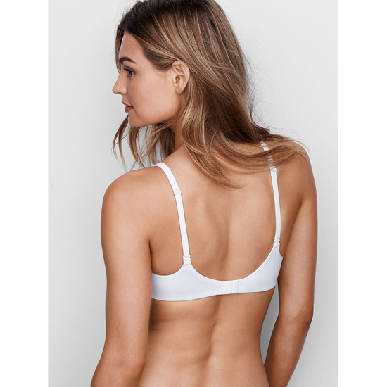Cheap VICTORIA\'S SECRET White NEW! Wireless Bra Online