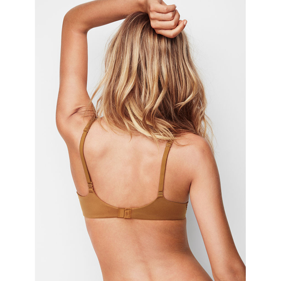 Cheap VICTORIA\'S SECRET Bronze Brown With Almost Nude Crossdye NEW! Perfect Coverage Bra Online