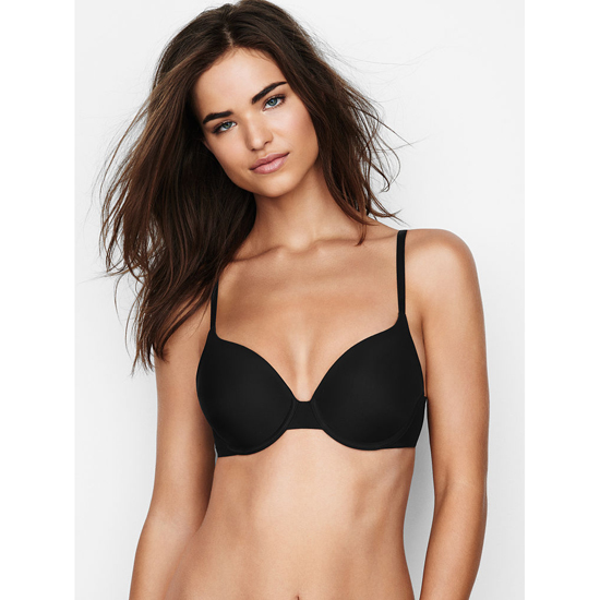 Cheap VICTORIA'S SECRET Black Perfect Coverage Bra Online