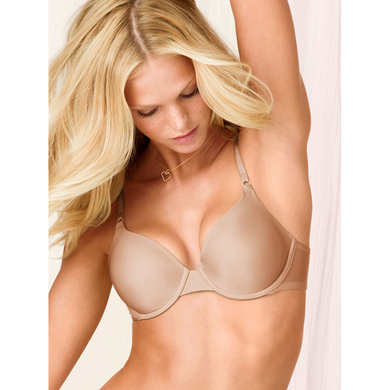 Cheap VICTORIA\'S SECRET Light Nude NEW! Perfect Coverage Bra Online