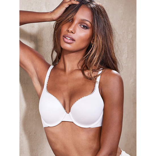 Cheap VICTORIA\'S SECRET White NEW! Perfect Shape Bra Online