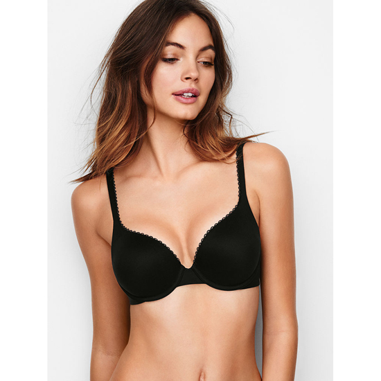 Cheap VICTORIA'S SECRET Black Perfect Shape Bra Online