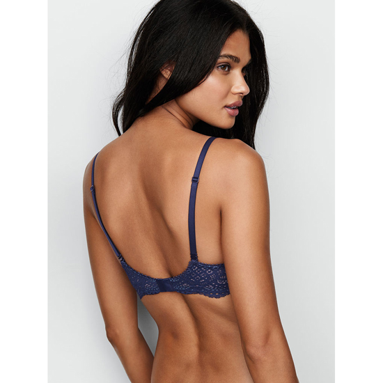 Cheap VICTORIA\'S SECRET  Ensign With Solid Lace NEW! Push-Up Bra Online