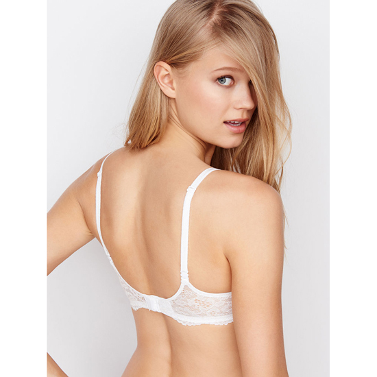 Cheap VICTORIA\'S SECRET White NEW! Push-Up Bra Online