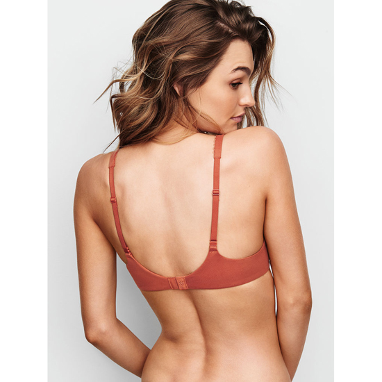 Cheap VICTORIA\'S SECRET Ginger Glaze Perfect Shape Bra Online