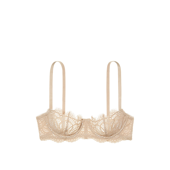 Cheap VICTORIA\'S SECRET Sugar Cookie NEW! The Unlined Uplift Bra Online