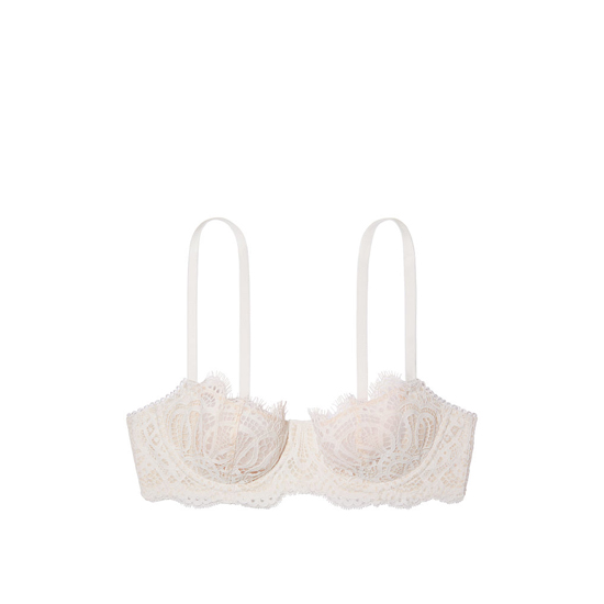 Cheap VICTORIA\'S SECRET Coconut White The Unlined Uplift Bra Online