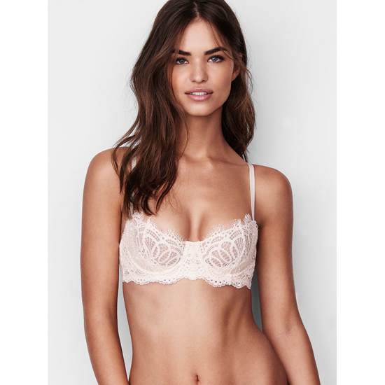 Cheap VICTORIA'S SECRET Coconut White NEW! The Unlined Uplift Bra Online