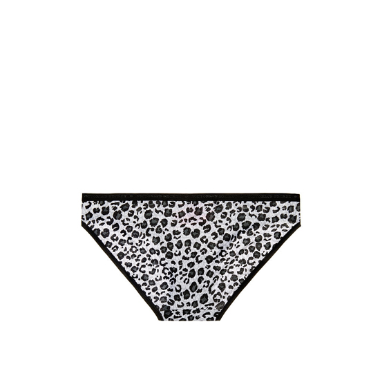 Cheap VICTORIA\'S SECRET Twice The Animal Print Low-rise Bikini Panty Online