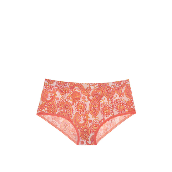 Cheap VICTORIA\'S SECRET Pink Retro Paisley Print NEW! High-waist Brief Panty Online