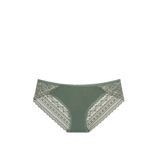 Cheap VICTORIA\'S SECRET Cadette Green Lace Wrap NEW! Bikini Panty Online