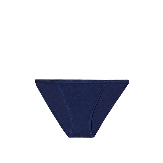 Cheap VICTORIA\'S SECRET Ensign Blue String Bikini Panty Online