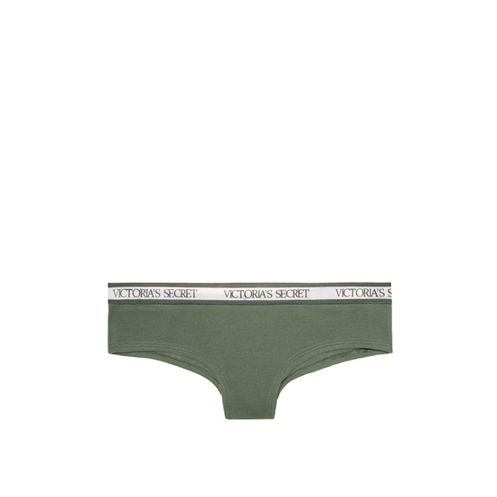 Cheap VICTORIA\'S SECRET Cadette Green NEW! Bold Logo cheeky Panty Online