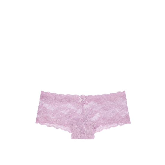 Cheap VICTORIA'S SECRET Fair Orchid NEW! Lace Cheeky Panty Online