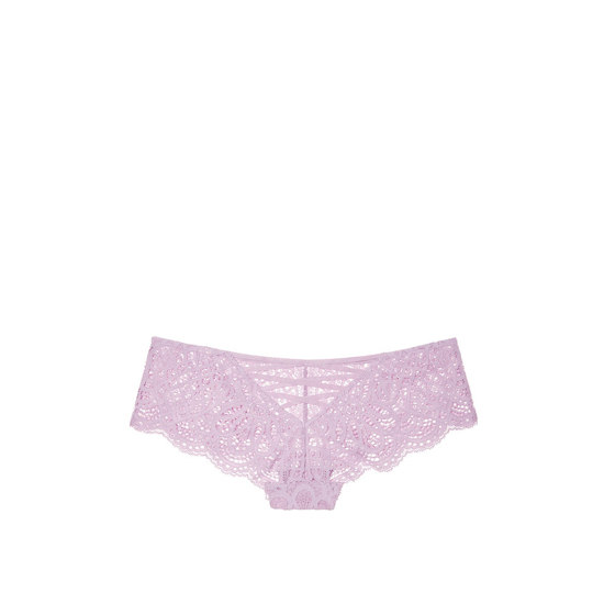 Cheap VICTORIA\'S SECRET Fair Orchid NEW! Lace-up Cheekster Panty Online