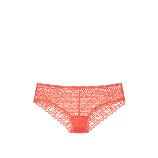 Cheap VICTORIA\'S SECRET Coral Reef Lace Cheeky Panty Online
