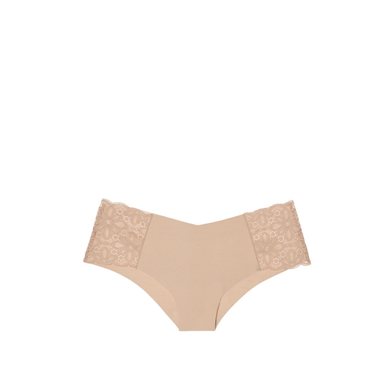 Cheap VICTORIA\'S SECRET Sugar Cookie Daisy Lace NEW! Raw Cut Cheeky Panty Online