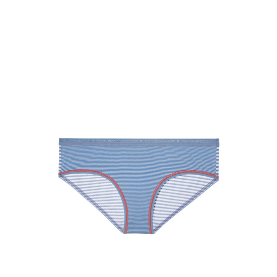 Cheap VICTORIA\'S SECRET Faded Denim Skinny Stripe Hiphugger Panty Online