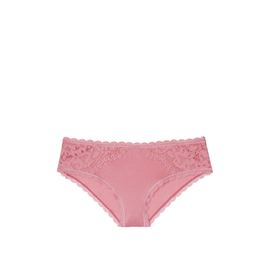 Cheap VICTORIA\'S SECRET Rosy Mauve NEW! Lace Hiphugger Panty Online
