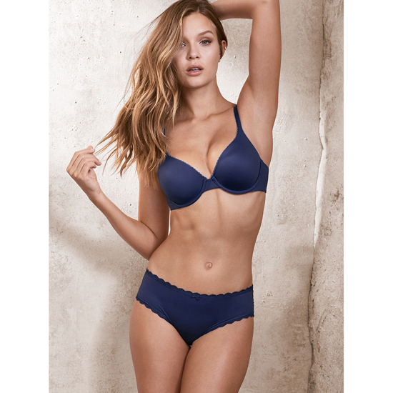 Cheap VICTORIA'S SECRET Ensign Blue Hiphugger Panty Online