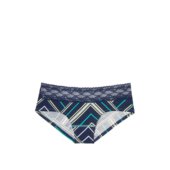Cheap VICTORIA\'S SECRET Ensign Mix Stripe Lace-waist Hiphugger Panty Online