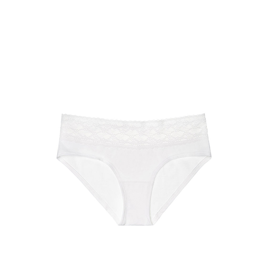 Cheap VICTORIA\'S SECRET Black Pearl Lace-waist Hiphugger Panty Online