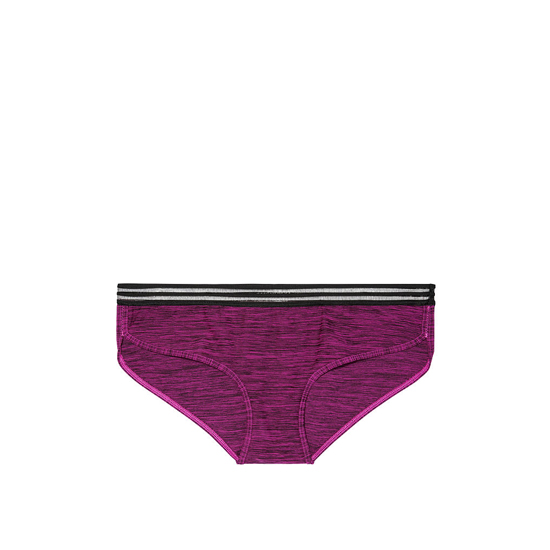 Cheap VICTORIA\'S SECRET Dragon Fruit Stripe Band NEW! Marl Hipster Panty Online