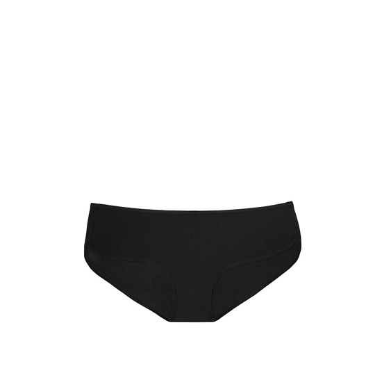 Cheap VICTORIA\'S SECRET Black NEW! Marl Hipster Panty Online