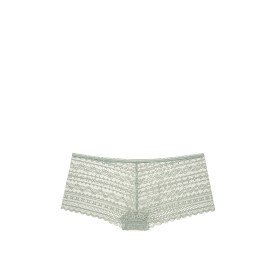 Cheap VICTORIA\'S SECRET Silver Sea NEW! Lace Shortie Panty Online