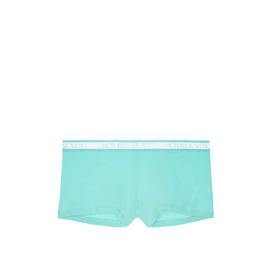 Cheap VICTORIA\'S SECRET Aqua Splash NEW! Logo-waist Shortie Panty Online