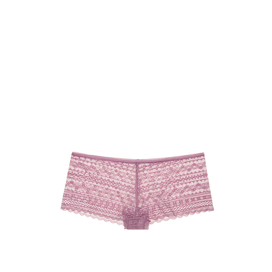 Cheap VICTORIA\'S SECRET Gentle Mauve NEW! Lace Shortie Panty Online