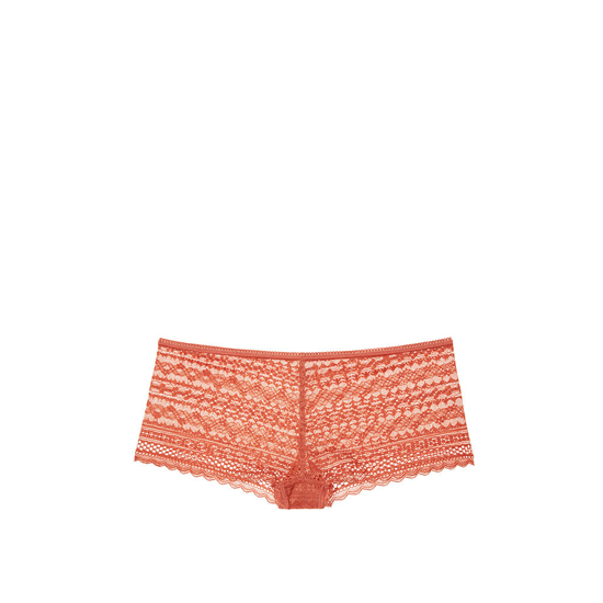 Cheap VICTORIA'S SECRET Ginger Glaze NEW! Lace Shortie Panty Online