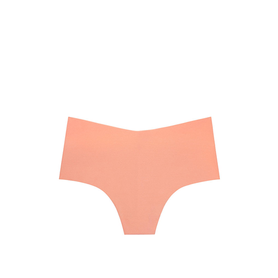 Cheap VICTORIA'S SECRET Lip Smacker Peach NEW! Raw Cut High-waist Thong Online