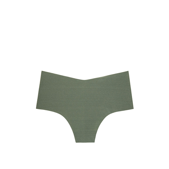 Cheap VICTORIA'S SECRET Cadette Green NEW! Raw Cut High-waist Thong Online