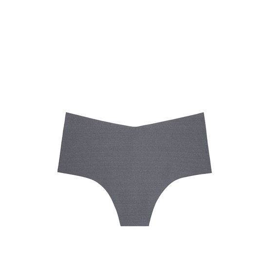 Cheap VICTORIA\'S SECRET Black Pearl NEW! Raw Cut High-waist Thong Online