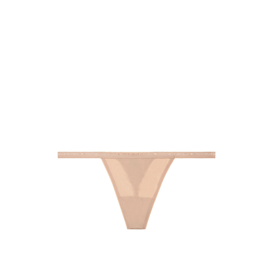 Cheap VICTORIA\'S SECRET Light Nude NEW! V-string Panty Online