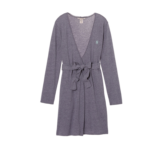 Cheap VICTORIA\'S SECRET Ensign NEW! Sleepover Knit Robe Online
