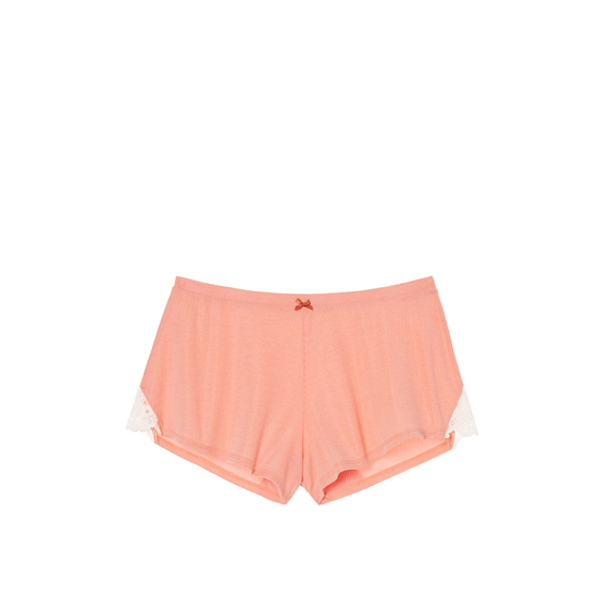 Cheap VICTORIA\'S SECRET Lip Smacker NEW! Ribbed Sleep Short Online
