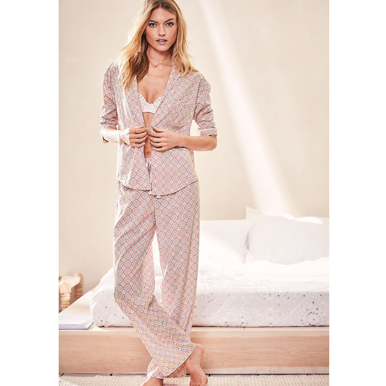 Cheap VICTORIA\'S SECRET Fair Orchid Gems NEW! The Mayfair Pajama Online