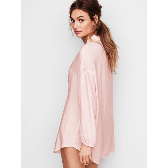 Cheap VICTORIA\'S SECRET Baby Pink NEW! Sleep Kimono Online
