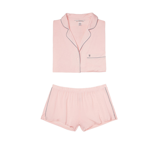 Cheap VICTORIA\'S SECRET English Rose Supersoft Short PJ Set Online