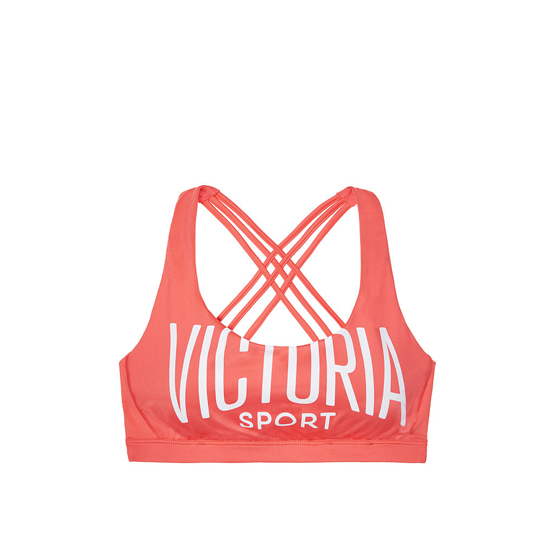 Cheap VICTORIA\'S SECRET Coral Reef/Victoria Sport NEW! Crossback Sport Bra Online