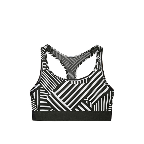 Cheap VICTORIA\'S SECRET Border Line NEW! The Player by Victoria Sport Racerback Sport Bra Online